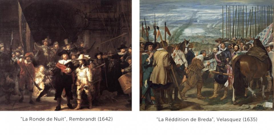 Rembrandt et Velasquez
