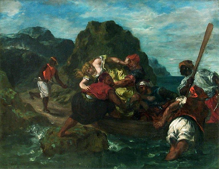 Delacroix Ou Les Territoires De La Couleur Patrice Giorda