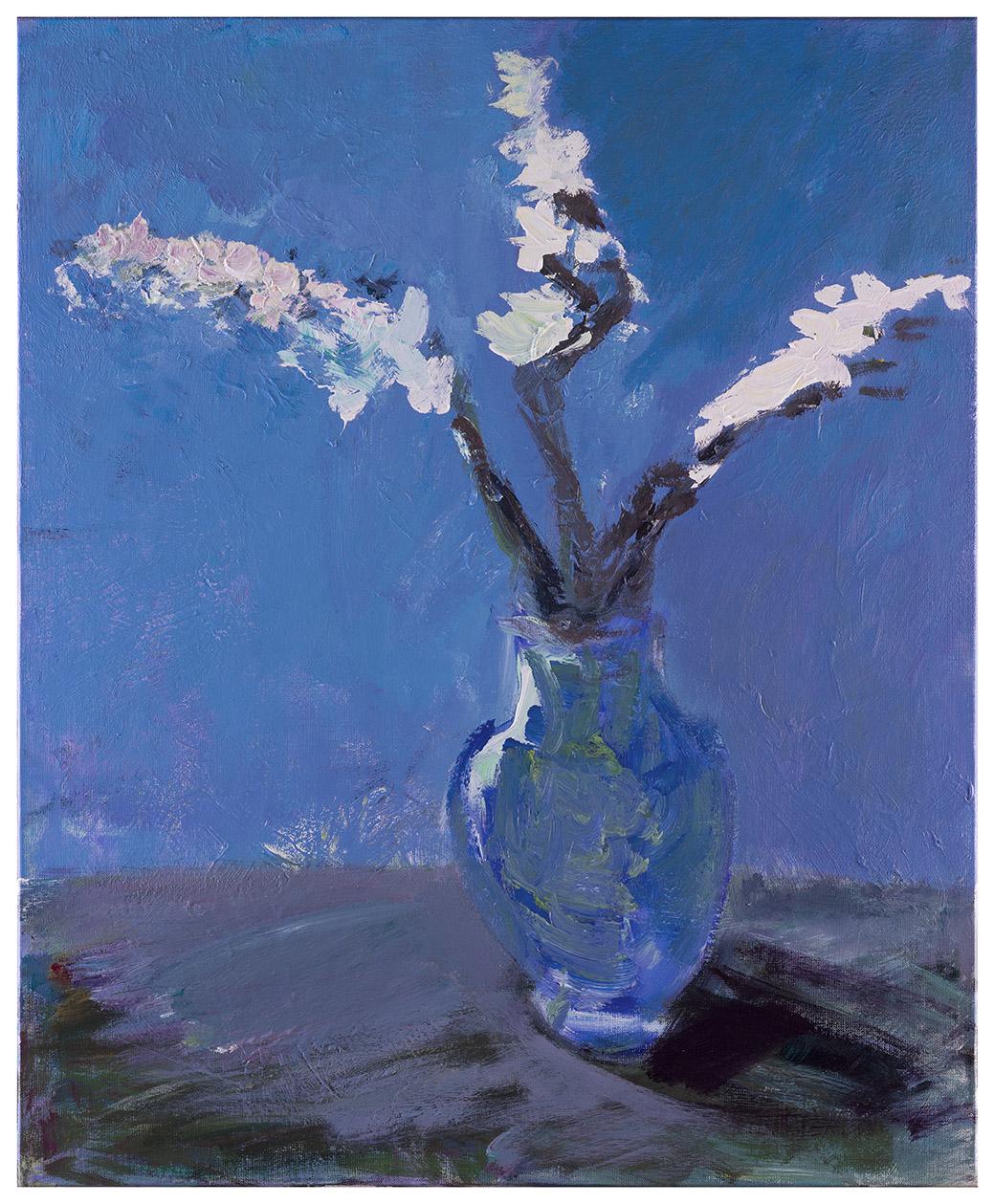 Tableau de 3 branches en fleur (par Patrice Giorda)