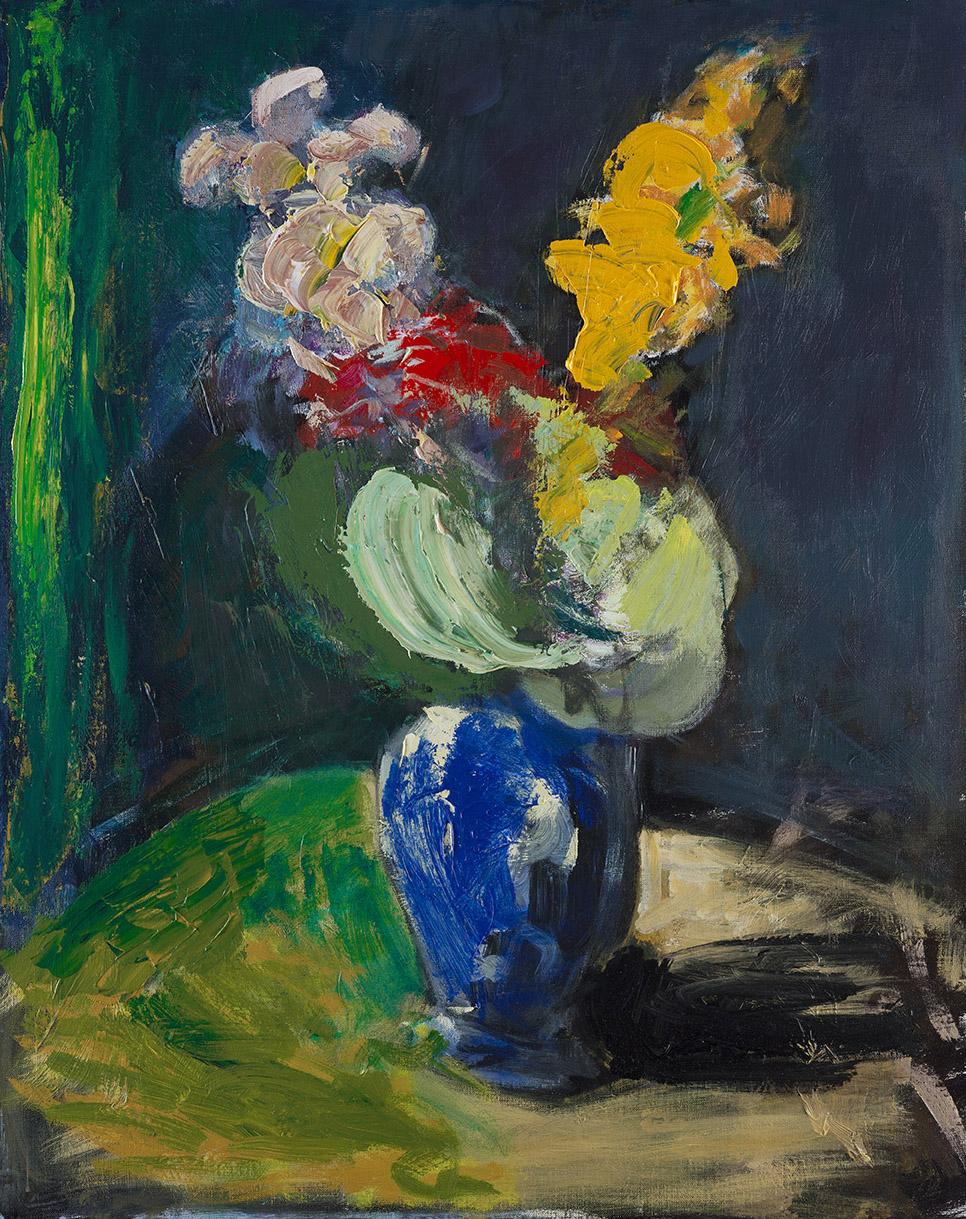 Tableau D'après Cézanne, de Patrice Giorda