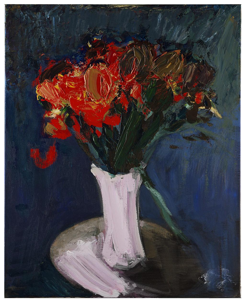 Tableau de Tulipes Rouges (par Patrice Giorda)